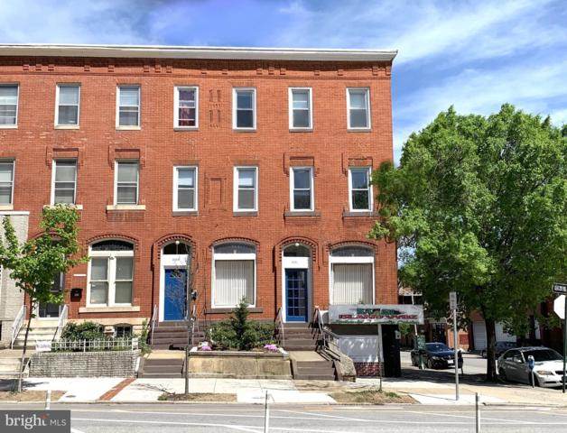 2101-03 Maryland Avenue, BALTIMORE, MD 21218 (#MDBA474082) :: Circadian Realty Group