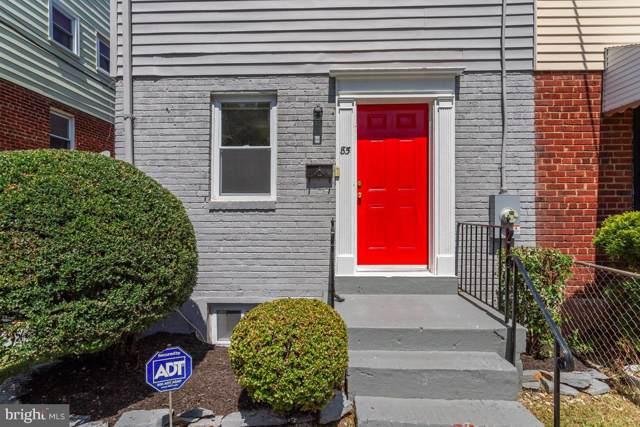 85 Elmira Street SW, WASHINGTON, DC 20032 (#DCDC432690) :: The Licata Group/Keller Williams Realty