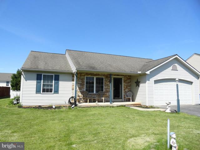 115 Austin Drive, MOUNT WOLF, PA 17347 (#PAYK119680) :: The Team Sordelet Realty Group