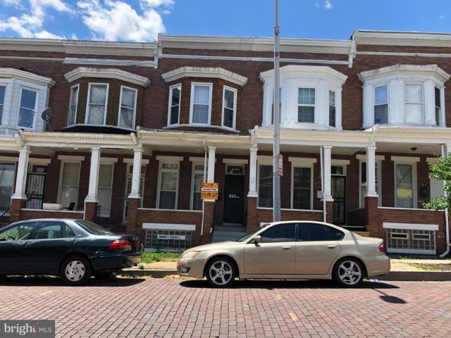 1808 Ruxton Avenue, BALTIMORE, MD 21216 (#MDBA474116) :: The Sebeck Team of RE/MAX Preferred