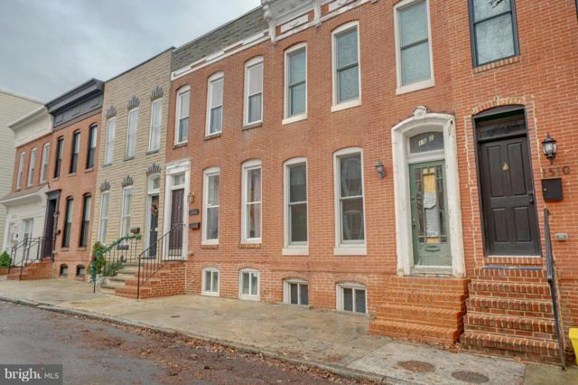 1512 Marshall Street, BALTIMORE, MD 21230 (#MDBA474120) :: The Miller Team