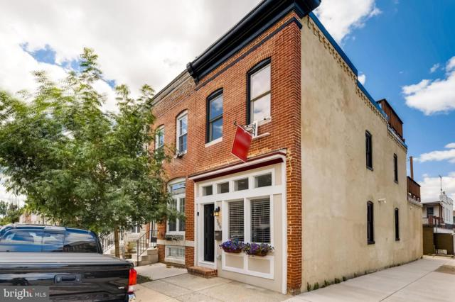 300 S Bouldin Street, BALTIMORE, MD 21224 (#MDBA474128) :: Gail Nyman Group