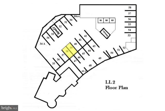 3 Washington Circle NW P38, WASHINGTON, DC 20037 (#DCDC432738) :: Crossman & Co. Real Estate