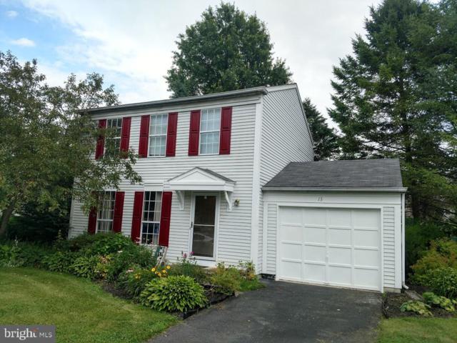 13 Lilac Drive, MECHANICSBURG, PA 17050 (#PACB114758) :: The Joy Daniels Real Estate Group
