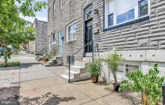 14 N Highland Avenue, BALTIMORE, MD 21224 (#MDBA474172) :: Colgan Real Estate