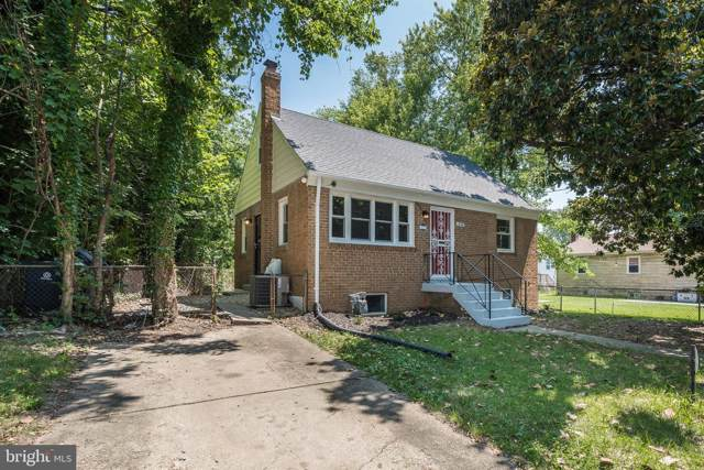 1600 Dewitt Avenue, CAPITOL HEIGHTS, MD 20743 (#MDPG533958) :: AJ Team Realty