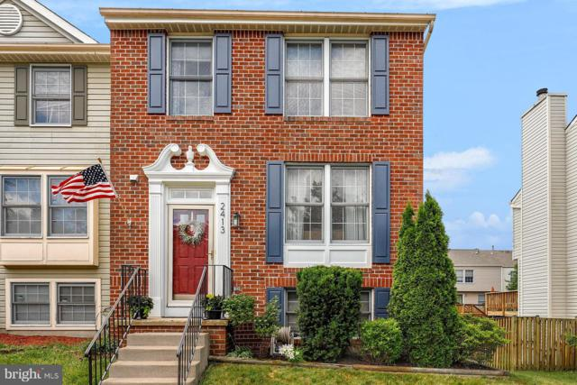 2413 Warm Spring Way, ODENTON, MD 21113 (#MDAA405032) :: Dart Homes