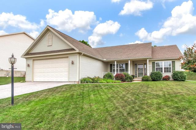 2125 Carriage Run Road, YORK, PA 17408 (#PAYK119726) :: The Heather Neidlinger Team With Berkshire Hathaway HomeServices Homesale Realty