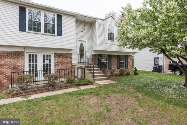 227 Eagle Head Drive, FORT WASHINGTON, MD 20744 (#MDPG534028) :: The Maryland Group of Long & Foster Real Estate