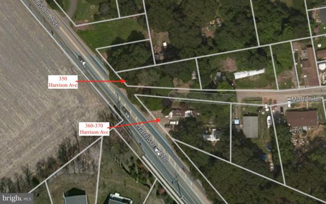 360-370 & 350 Harrison Avenue, MANTUA, NJ 08051 (#NJGL243552) :: Keller Williams Real Estate