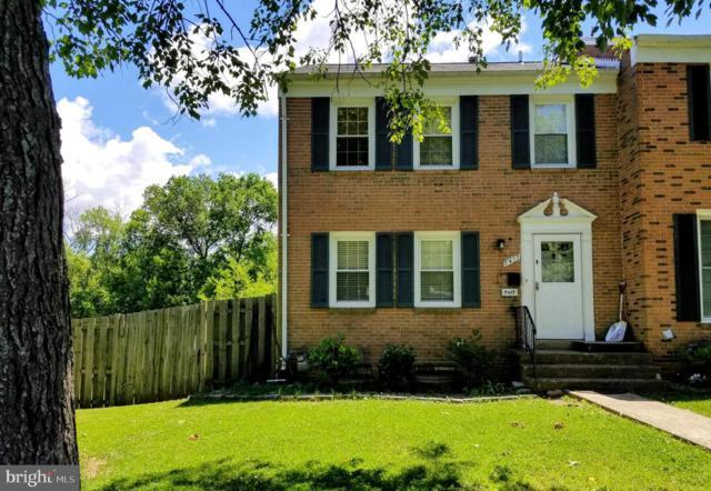 7417 Sabin Drive, MANASSAS, VA 20109 (#VAPW472102) :: The Maryland Group of Long & Foster Real Estate