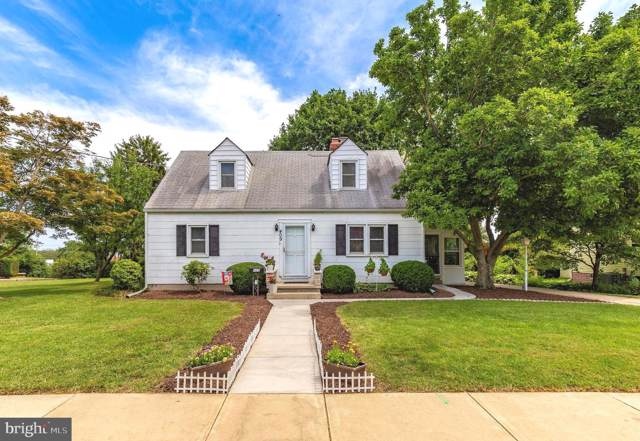 409 Columbus Avenue, FREDERICK, MD 21701 (#MDFR249106) :: Bruce & Tanya and Associates