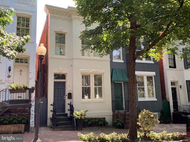 1625 33RD Street NW, WASHINGTON, DC 20007 (#DCDC432822) :: Radiant Home Group