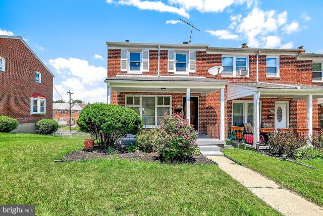1320 Sherwood Avenue, BALTIMORE, MD 21239 (#MDBA474268) :: The Licata Group/Keller Williams Realty