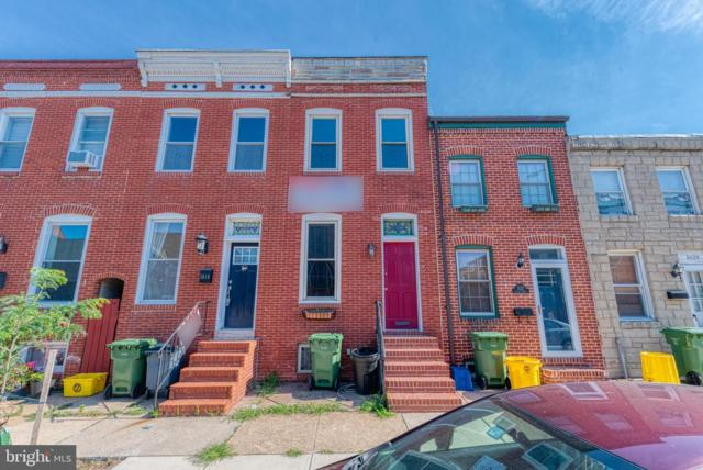 3018 Dillon Street, BALTIMORE, MD 21224 (#MDBA474280) :: SURE Sales Group