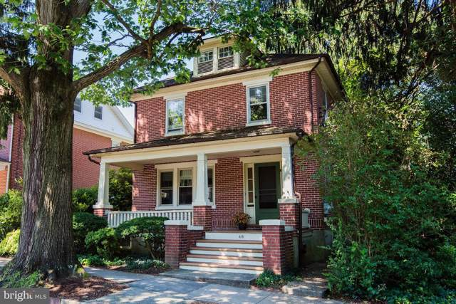 418 Linden Street, LITITZ, PA 17543 (#PALA135486) :: The Heather Neidlinger Team With Berkshire Hathaway HomeServices Homesale Realty