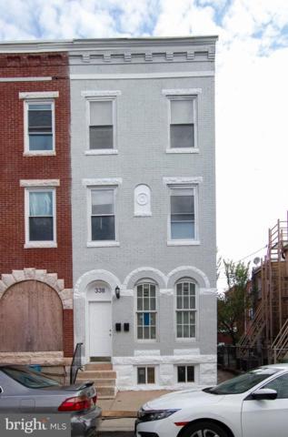 338 E 21ST Street, BALTIMORE, MD 21218 (#MDBA474318) :: Keller Williams Pat Hiban Real Estate Group
