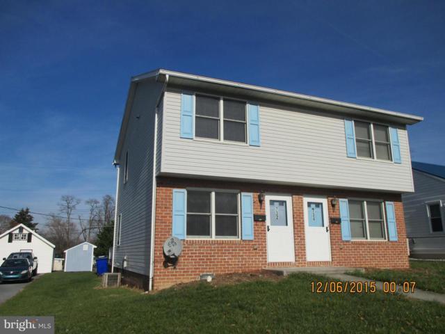 732-734 Medway Road, HAGERSTOWN, MD 21740 (#MDWA165934) :: Keller Williams Pat Hiban Real Estate Group