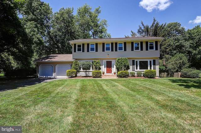 42 Van Wyck Drive, PRINCETON JUNCTION, NJ 08550 (#NJME281314) :: The Matt Lenza Real Estate Team