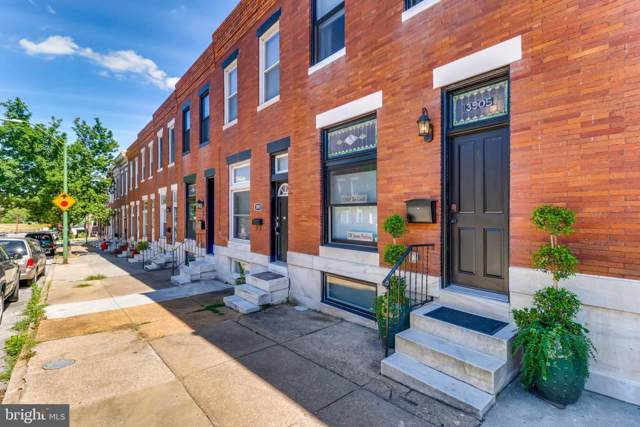3905 Foster Avenue, BALTIMORE, MD 21224 (#MDBA474334) :: ExecuHome Realty