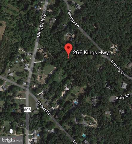 266 Kings Highway, CAPE MAY COURT HOUSE, NJ 08210 (#NJCM103116) :: LoCoMusings
