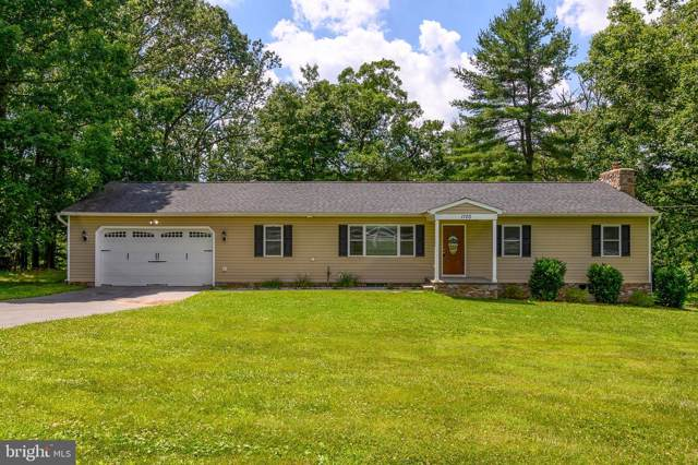 1100 Day Road, SYKESVILLE, MD 21784 (#MDHW266352) :: ExecuHome Realty