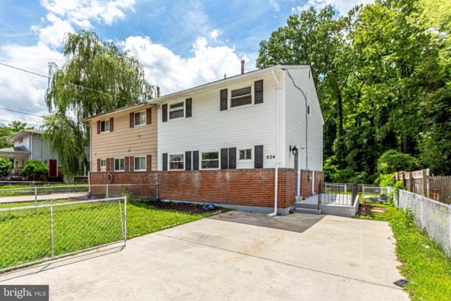 604 Birchleaf Avenue, CAPITOL HEIGHTS, MD 20743 (#MDPG534158) :: Gail Nyman Group
