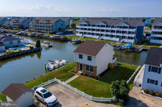 154 Newport Bay Drive, OCEAN CITY, MD 21842 (#MDWO107282) :: ExecuHome Realty