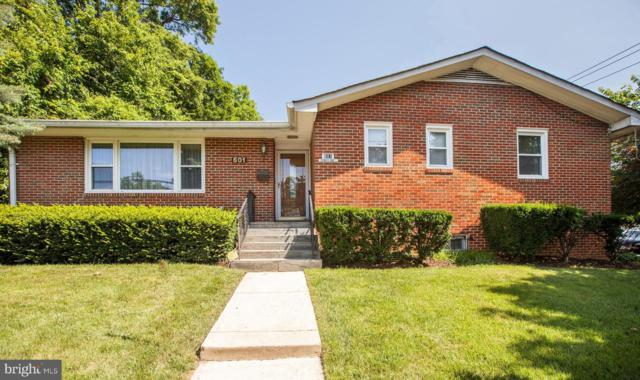 601 Wayne Avenue, SILVER SPRING, MD 20910 (#MDMC666816) :: Dart Homes