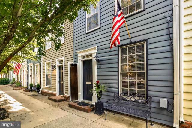 815 Oronoco Street, ALEXANDRIA, VA 22314 (#VAAX237168) :: The Speicher Group of Long & Foster Real Estate
