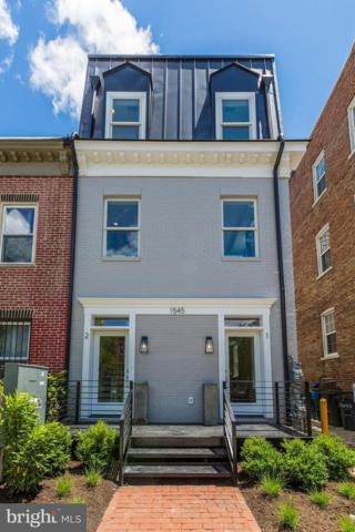1545 6TH Street NW #1, WASHINGTON, DC 20001 (#DCDC433036) :: Crossman & Co. Real Estate