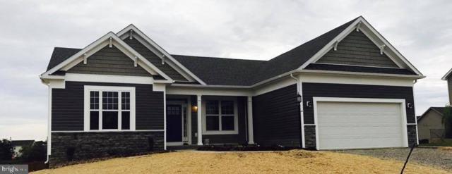 Lot 18 Stormfield Drive E, MARTINSBURG, WV 25404 (#WVBE169070) :: Dart Homes