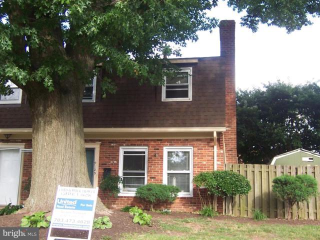 9125 Portner Avenue, MANASSAS, VA 20110 (#VAMN137532) :: RE/MAX Cornerstone Realty