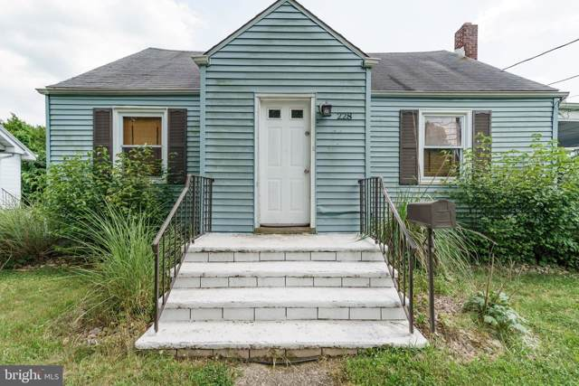 228 New Street E, GLASSBORO, NJ 08028 (#NJGL243726) :: Colgan Real Estate