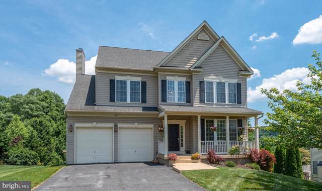 108 Misty Hill Drive, DELTA, PA 17314 (#PAYK119942) :: The Heather Neidlinger Team With Berkshire Hathaway HomeServices Homesale Realty