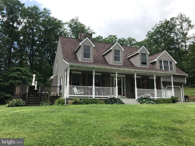 15360 Kelbaugh Road, THURMONT, MD 21788 (#MDFR249256) :: AJ Team Realty