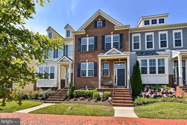 744 Potomac View Parkway, BRUNSWICK, MD 21716 (#MDFR249258) :: ExecuHome Realty