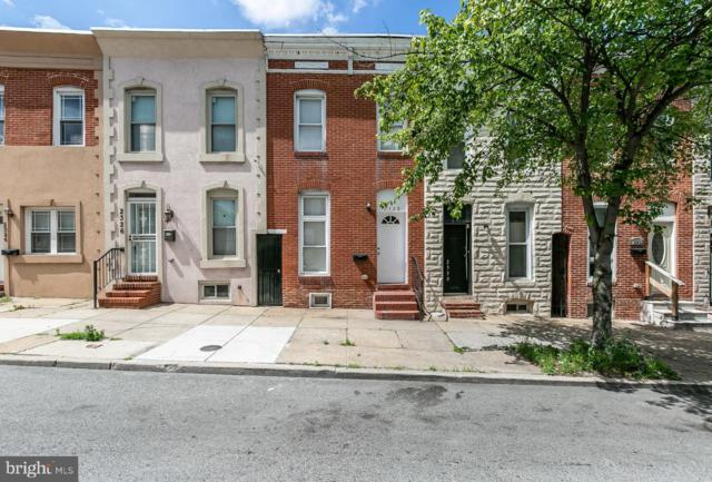 2328 E Fayette Street, BALTIMORE, MD 21224 (#MDBA474608) :: Kathy Stone Team of Keller Williams Legacy