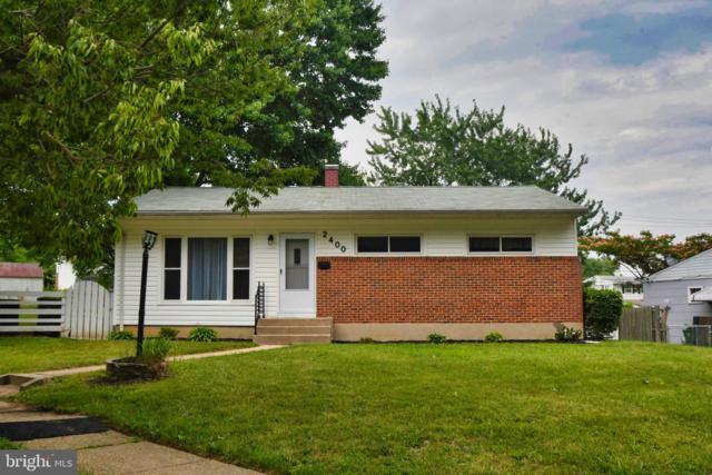 2400 Pinewood Avenue, BALTIMORE, MD 21214 (#MDBA474622) :: Coleman & Associates
