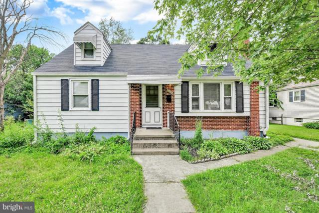 6302 Eastern Parkway, BALTIMORE, MD 21214 (#MDBA474652) :: The Daniel Register Group