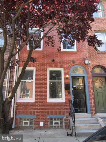 934 2ND Street S, PHILADELPHIA, PA 19147 (#PAPH811812) :: LoCoMusings