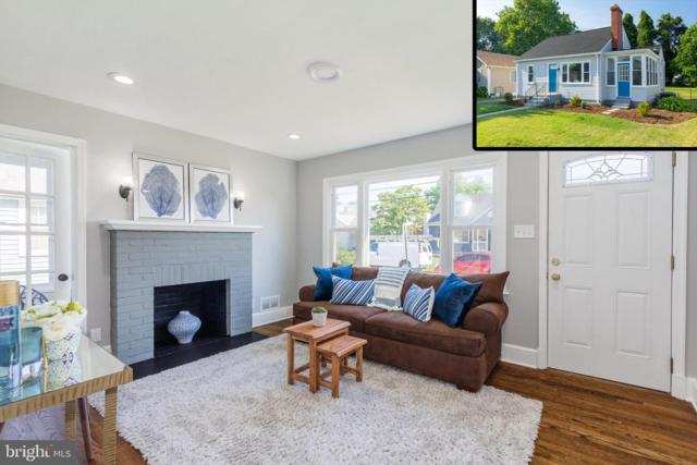 916 Central Street, ANNAPOLIS, MD 21401 (#MDAA405394) :: The Daniel Register Group