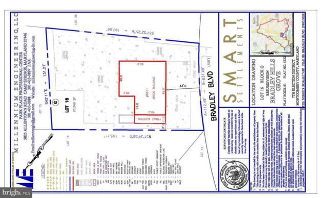6611 Bradley Boulevard, BETHESDA, MD 20817 (#MDMC667158) :: Eng Garcia Grant & Co.