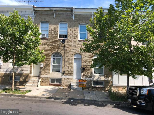2528 Mcelderry Street, BALTIMORE, MD 21205 (#MDBA474716) :: The Miller Team