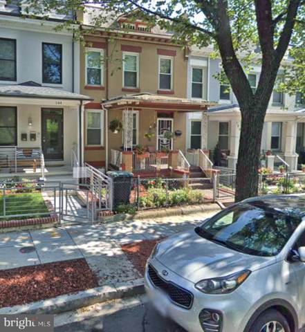 146 Bryant Street NW, WASHINGTON, DC 20001 (#DCDC433366) :: Radiant Home Group