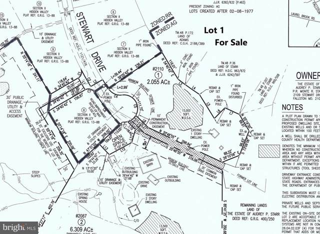 2110 Stewart Drive, FALLSTON, MD 21047 (#MDHR235392) :: Tessier Real Estate