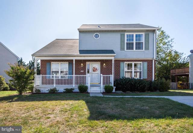 9444 Bellhall Drive, BALTIMORE, MD 21236 (#MDBC463778) :: AJ Team Realty