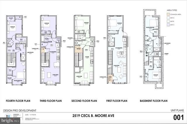 2812 Cecil B Moore Avenue, PHILADELPHIA, PA 19121 (#PAPH812096) :: Keller Williams Realty - Matt Fetick Team