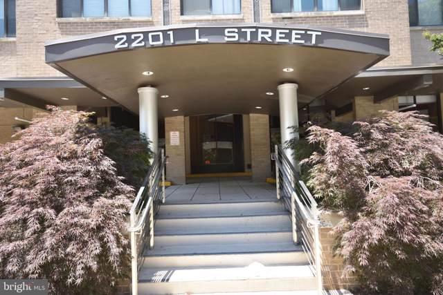 2201 L Street NW #714, WASHINGTON, DC 20037 (#DCDC433450) :: Pearson Smith Realty