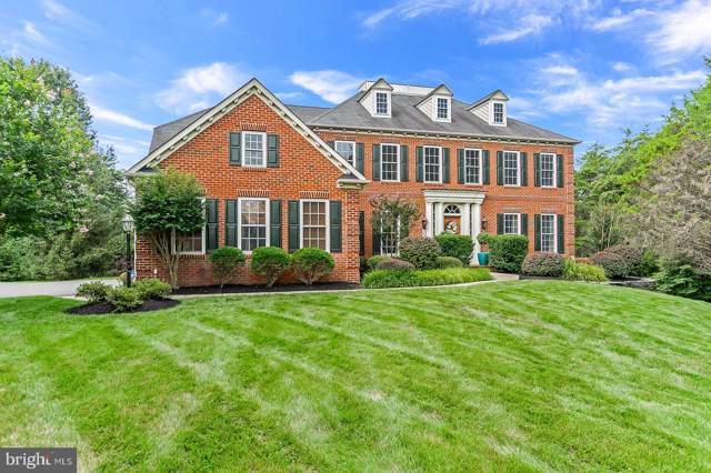 9824 Goldenberry Hill Lane, MANASSAS, VA 20112 (#VAPW472530) :: The Gold Standard Group